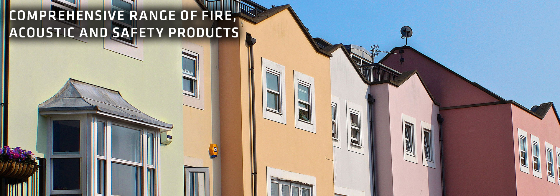 Astroflame - A Comprehensive range of fire, acoustic and safety products