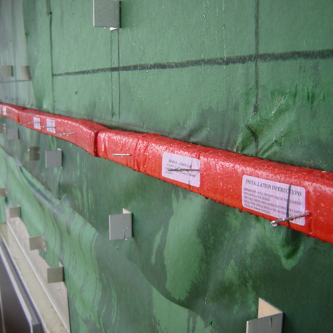 Astro Clad Ventilated Fire Barrier