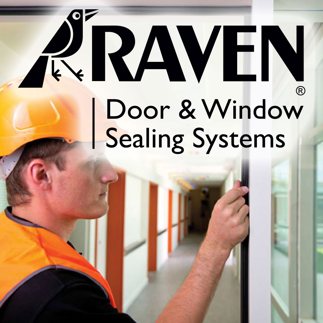 Raven Door and Window Seal Products