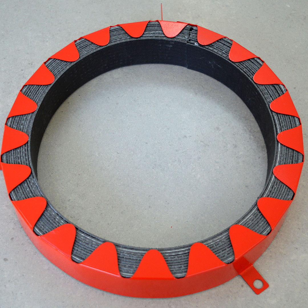 Single X Series CE Pipe Collar