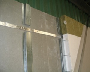 Ventilated cladding  fire seal (Silver)
