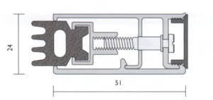 RP24si  threshold  seal
